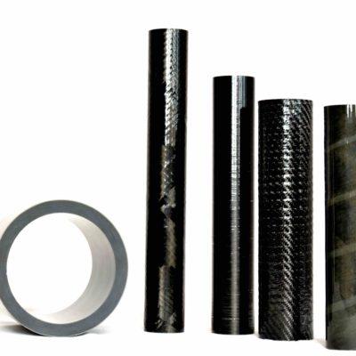 pièces en carbone